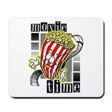 Movie Time @ eShirtLabs.Com Mousepad