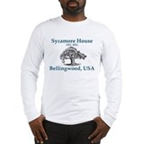 Sycamore House, Est. 2012 Long Sleeve T-Shirt