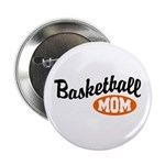 Basketball Mom Button