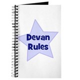 Devan Rules Journal
