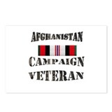 afganistan campaign vet Postcards (Package of 8)
