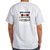 afganistan campaign vet Ash Grey T-Shirt