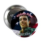 "My Hero Is HOME! 2.25"" Button (10 pack)"