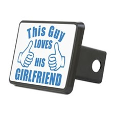 This guy LOVES HIS GIRLFRIEND birthday gift idea H
