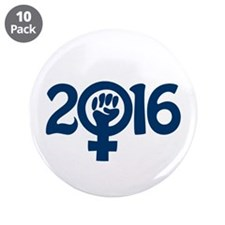 "2016 3.5"" Button (10 pack)"