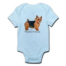 Norwich Terrier Body Suit