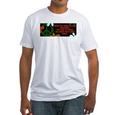 jimi retro -when the power of love... Shirt
