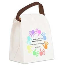 World Autism Day 2013 Canvas Lunch Bag