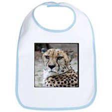 Cheetah Gifts Bib