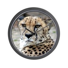 Cheetah Gifts Wall Clock