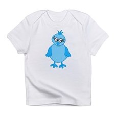 Cute Bird. Blue. Infant T-Shirt