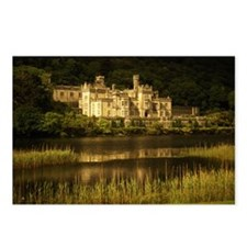 KYLEMORE ABBEY, COUNTY GA Postcards (Package of 8)