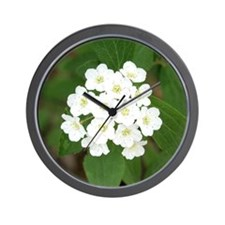 Bouquet Wall Clock
