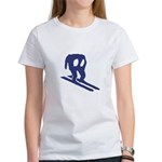 Horace Goes Skiing Women's T-Shirt