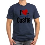i-love-castle-3 T-Shirt