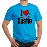 i-love-castle-2 T-Shirt