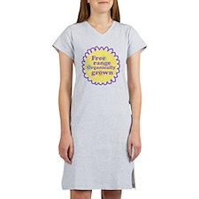 Free Range Organically Grown Women's Nightshirt