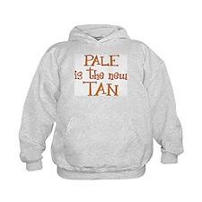 """""""Pale is the new tan"""" Hoodie"""