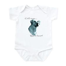 Lab Warm Heart Infant Bodysuit