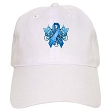 I Wear Blue for my Grandpa Baseball Baseball Cap