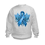 I Wear Blue for my Daughter Sweatshirt