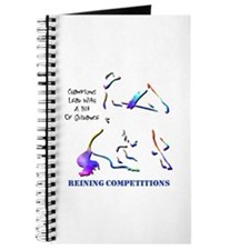 Reining Competitions Journal