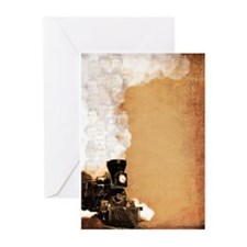 Andrews Raiders: Ghosts in the Smoke Greeting Card