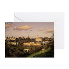 OVERVIEW OF EDINBURGH, S Greeting Cards (Pk of 20)