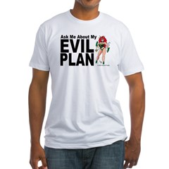 Dixie's Evil Plan - Men's Tee (Fitted)
