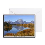Grand Teton Note Cards (Pk of 10)