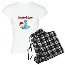 December Delivery Pajamas