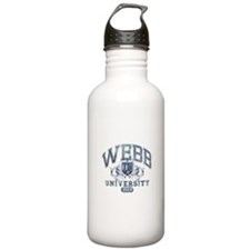 Webb Last Name University Class of 2014 Water Bott