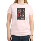 Rackham's Red Riding Hood Women's Pink T-Shirt