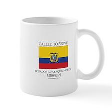 Ecuador Guayaquil North Mission - Ecuador Flag - C
