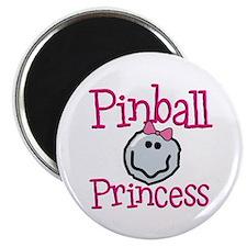 Pinball Princess Magnet