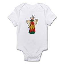 Joyeux Noel Angel Infant Bodysuit