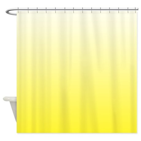 Gifts gt awesome bathroom d 233 cor gt shades of yellow shower curtain