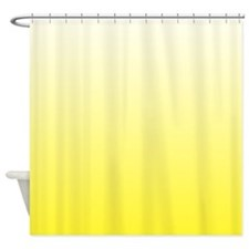 Shades Of Yellow Shower Curtain For