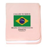 Brazil Salvador South Mission - Brazil Flag - Call