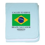Brazil Salvador Mission - Brazil Flag - Called to