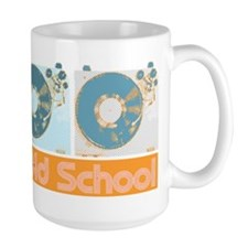 Old Shcool Turntables Mug