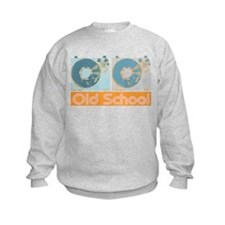 Old Shcool Turntables Sweatshirt