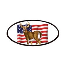 All American White Tail Deer Buck