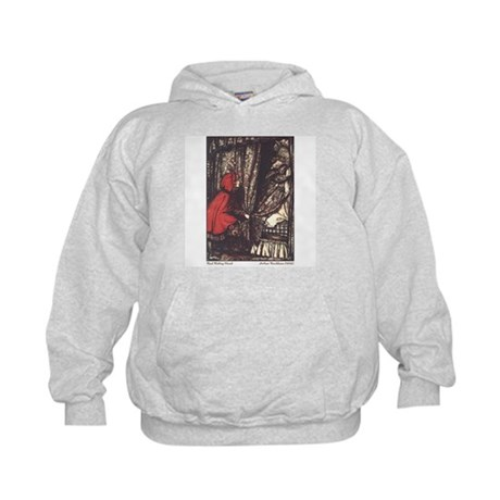 Rackham's Red Riding Hood Kids Hoodie