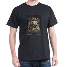 Rackham's Hut in the Forest T-Shirt