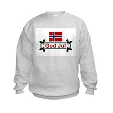 Norway God Jul Sweatshirt