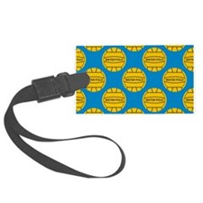 Water Polo Balls Luggage Tag