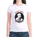 Sibbes (spell check'd) Jr. Ringer T-Shirt