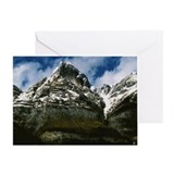 Mount Wilson Greeting Card