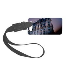 ARCHITECTURAL DETAIL OF BUILDING Luggage Tag